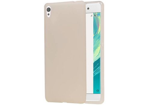 TPU Hoesje voor Sony Xperia X Compact F5321 Wit -