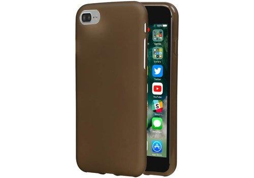 TPU Hoesje voor iPhone 7 Grijs
