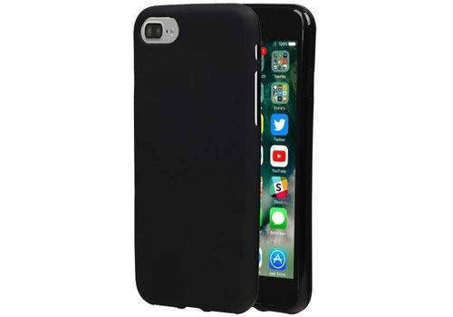 TPU Hoesje voor iPhone 7 Zwart