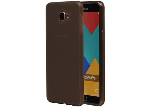 TPU Hoesje voor HTC One A9 met verpakking Grijs
