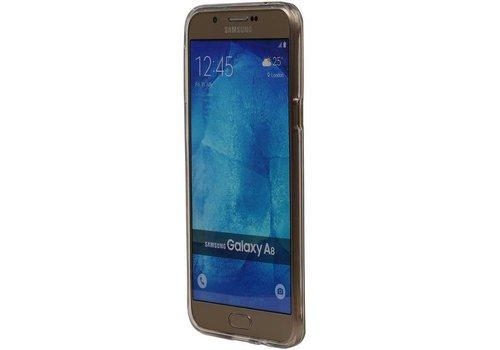 Amerikaanse Vlag TPU Hoesje voor Galaxy A8 USA