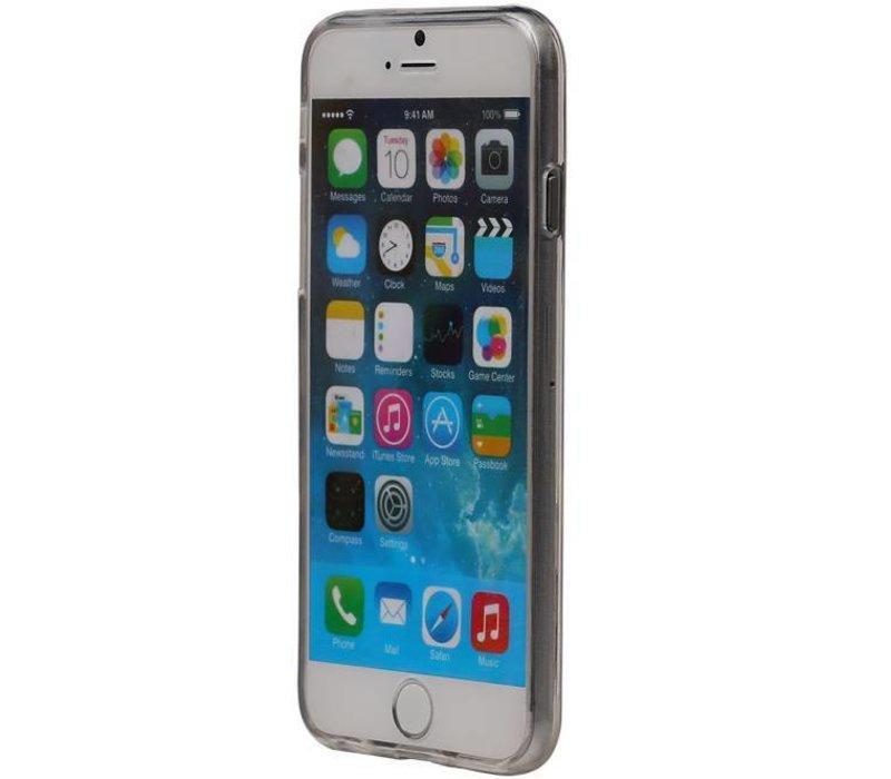 Amerikaanse Vlag TPU Hoesje voor iPhone 6 USA
