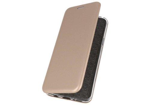 Slim Folio Case voor Huawei Mate 20 Goud