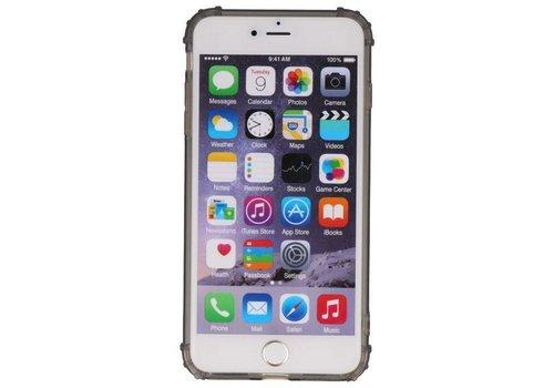 Schokbestendig TPU hoesje voor iPhone 8 / 7 Plus Grijs met verpakking