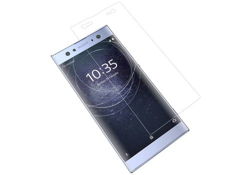 Tempered Glass voor Sony Xperia XA2 Ultra
