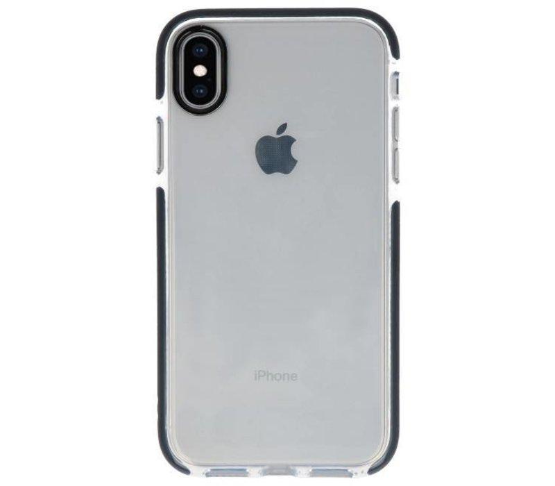 Armor Transparant TPU Hoesje iPhone XS / X