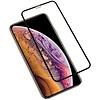 3D Tempered Glass voor iPhone XS Max Zwart