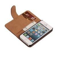 Bark Bookstyle Hoes voor iPhone 6 Bruin