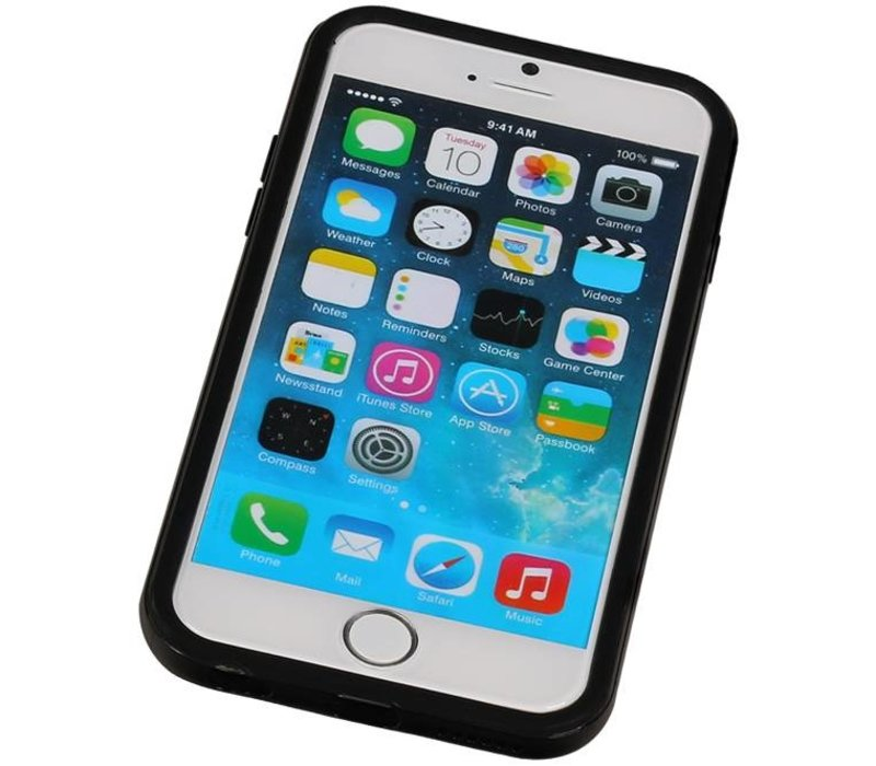3D TPU Back Cover for iPhone 6 Tijger