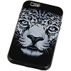 3D TPU Back Cover for iPhone 6 Luipaard