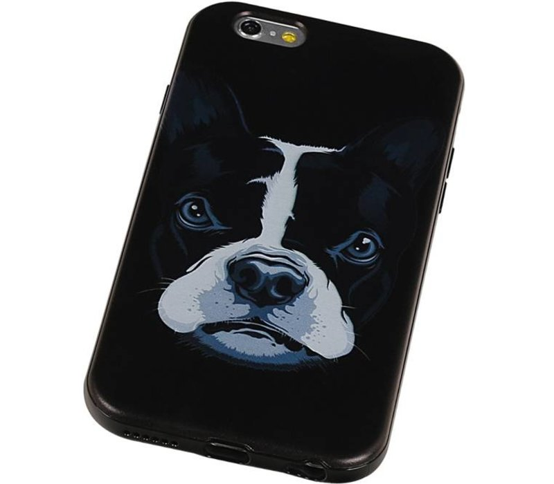 3D TPU Back Cover for iPhone 6 Hond