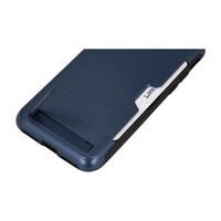 Tough Armor Kaarthouder Stand Hoesje voor iPhone XS Max Navy - Copy