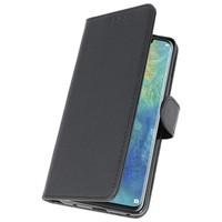 Bookstyle Wallet Cases Hoesje voor Huawei  Mate 20 Pro Zwart