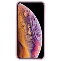 Color TPU Hoesje voor iPhone XS Max Roze