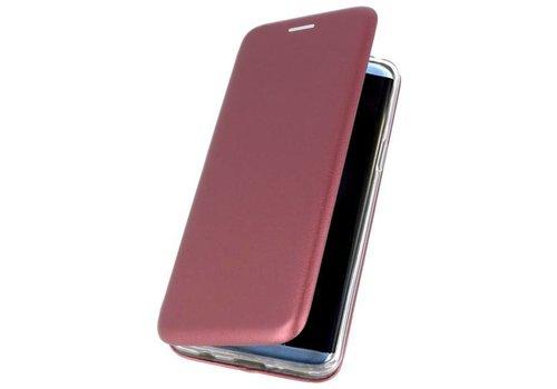 Slim Folio Case voor Samsung Galaxy Note 9 Bordeaux Rood