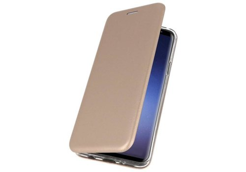 Slim Folio Case voor Samsung Galaxy Note 9 Goud