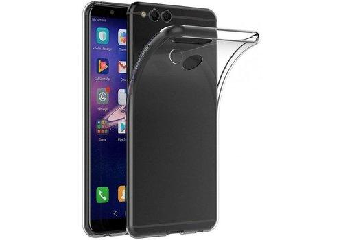 TPU Hoesje voor Huawei P Smart Transparant