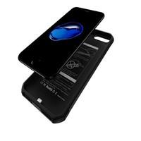Battery Case Model 732 voor iPhone 6 / 6s / 7 3000 mAh Oranje