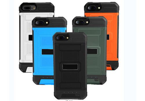 Battery Case Model 732 voor iPhone 6 / 6s / 7 3000 mAh Groen