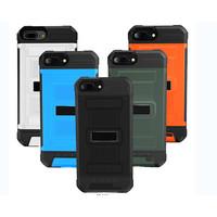 Battery Case Model 732 voor iPhone 6 / 6s / 7 3000 mAh Blauw
