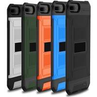 Battery Case Model 732 voor iPhone 6 / 6s / 7 3000 mAh Zwart