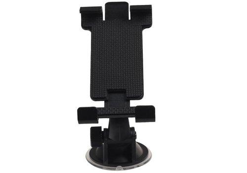 Universal Tablet / Smartphone Autohouder Zwart