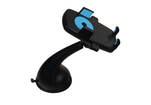 Lang Universal Smartphone Autohouder Blauw