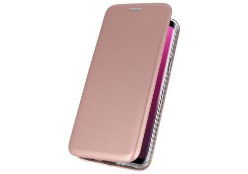 Slim Folio Case voor Galaxy S9 Roze