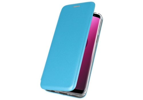 Slim Folio Case voor Galaxy S9 Blauw