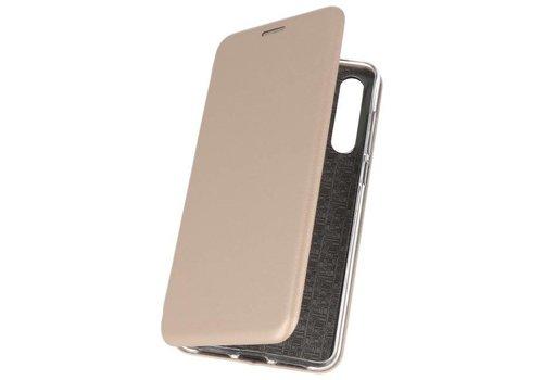 Slim Folio Case voor Huawei P20 Pro Goud