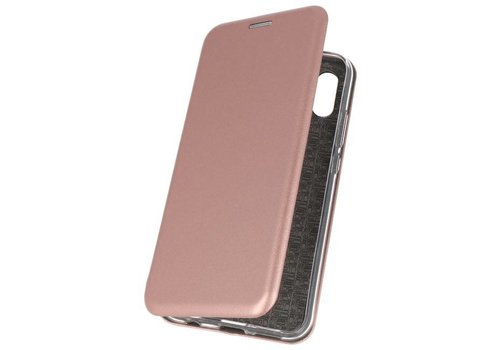 Slim Folio Case voor Huawei P20 Lite Roze