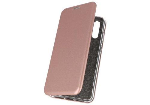 Slim Folio Case voor Huawei P20 Roze