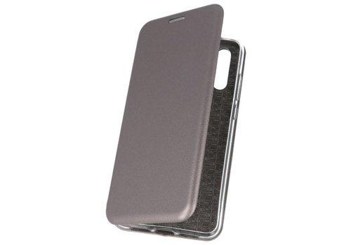 Slim Folio Case voor Huawei P20 Grijs