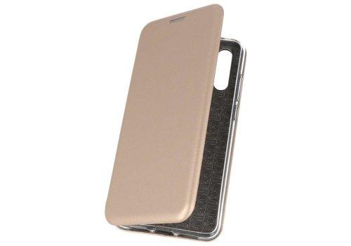 Slim Folio Case voor Huawei P20 Goud