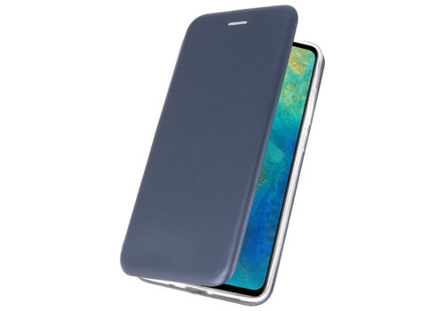 Slim Folio Case voor Huawei Mate 20 Navy