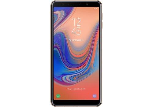 Samsung Samsung Galaxy A7 2018 Goud 64GB