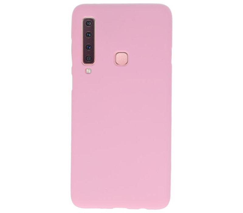 Color TPU Hoesje voor Samsung Galaxy S10 Roze