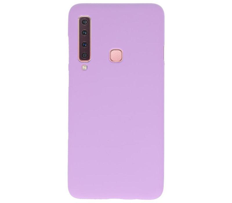 Color TPU Hoesje voor Samsung Galaxy S10 Paars