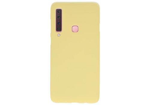 Color TPU Hoesje voor Samsung Galaxy S10 Geel
