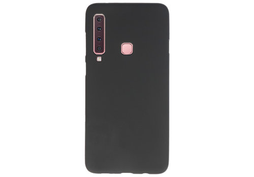 Color TPU Hoesje voor Samsung Galaxy S10 Zwart
