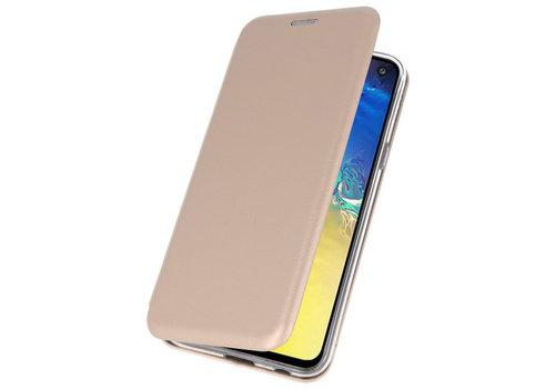 Slim Folio Case voor Samsung Galaxy S10e Goud