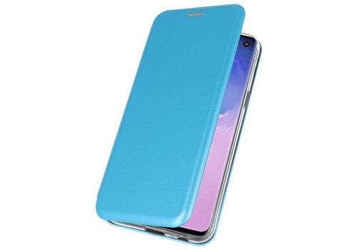 Slim Folio Case voor Samsung Galaxy S10 Blauw