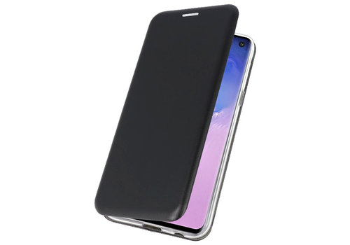 Slim Folio Case voor Samsung Galaxy S10 Zwart