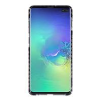 Armor TPU Hoesje voor Samsung Galaxy 10 Plus Transparant / Z