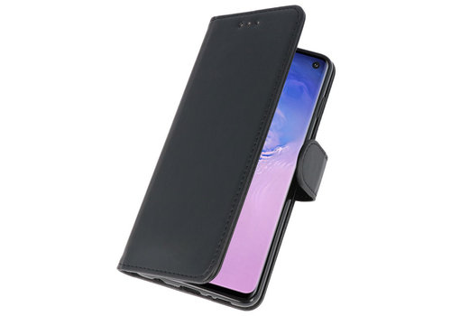 Bookstyle Wallet Cases Hoesje voor Huawei P30 Zwart