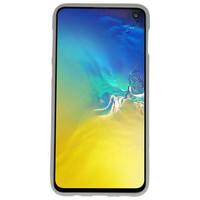 Color TPU Hoesje voor Samsung Galaxy S10e Grijs