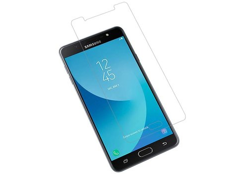 Tempered Glass voor Galaxy J7 Max