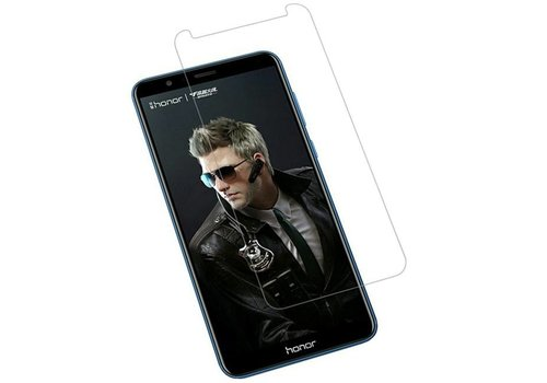 Tempered Glass voor Huawei Honor 7X
