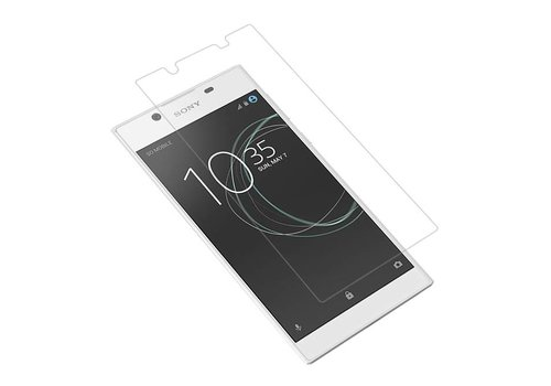 Tempered Glass voor Sony Xperia L1