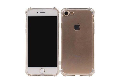 Schokbestendig transparant TPU hoesje voor iPhone 7